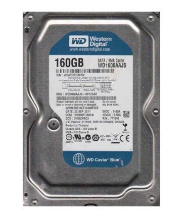 Computer Components 160gb sata desktop hard disk