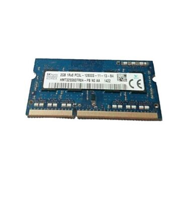 Computer Accessories DDR3 2GB LAPTOP