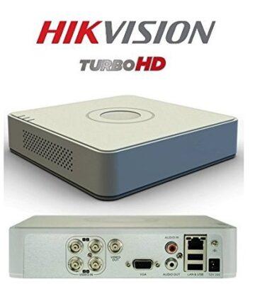 CCTV & Surveillance Systems HIKVISION 4 Channel DVR
