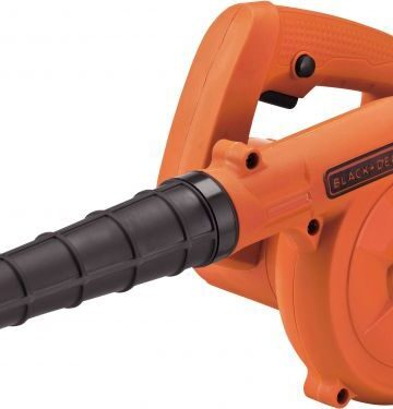 Cleaning & Repair Black and decker 530w blower