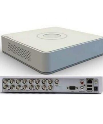 CCTV & Surveillance Systems HIKVISION 16 Channel DVR