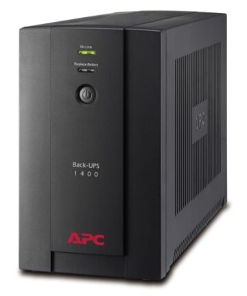 Computer Accessories Apc back-ups 1400va, 230v, avr, iec sockets
