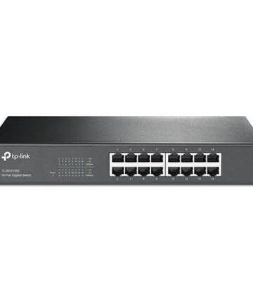 Hubs & Switches Tp-link tl-sg1016d 16-port gigabit desktop/rackmount switch