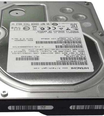 Computer Components Hitachi 2tb desktop internal hard drive
