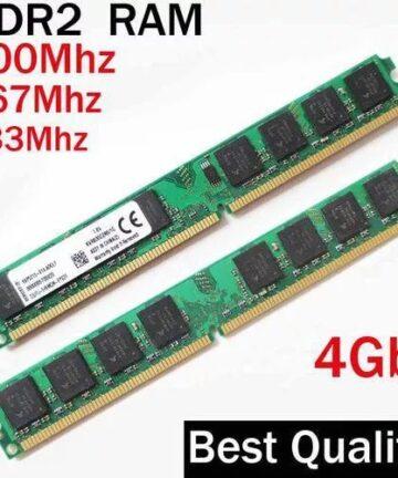 Computer Accessories DDR2 4GB DESKTOP
