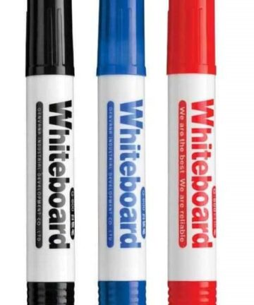 Home & Office Whiteboard Marker Non- Refillable