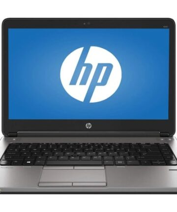 Computing HP ProBook 430 G1 14 inch Notebook 4GB RAM, 500GB HDD