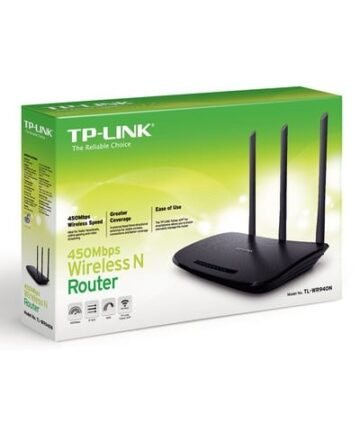 Internet & Networking 450Mbps Wireless N Router TL-WR940N