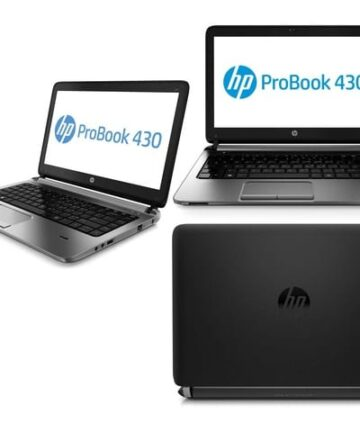 Computing HP ProBook 430 G2 Notebook 4GB RAM DDR3 and 500GB HDD
