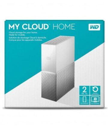 Cloud storage WD My Cloud Home 2TB