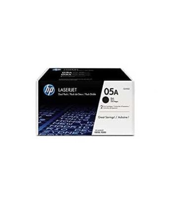 Printers & Accessories HP 05A (CE505A) Black Original LaserJet Toner Cartridge