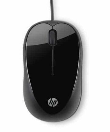Computer Accessories HP X1000 Wired Mouse (BlackGrey)