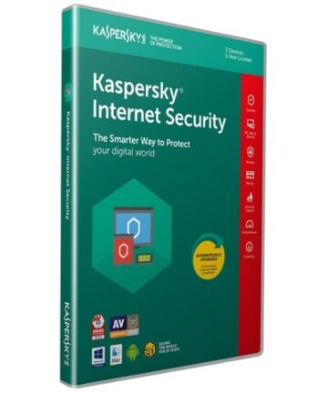 Softwares & Anti-virus Kaspersky Internet Security 2019 3+1 Devices 1 Year PCMacAndroid Activation Code Inside