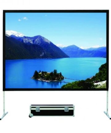 Electronics REAR PROJECTION SCREEN| 150 X 200 INCHES