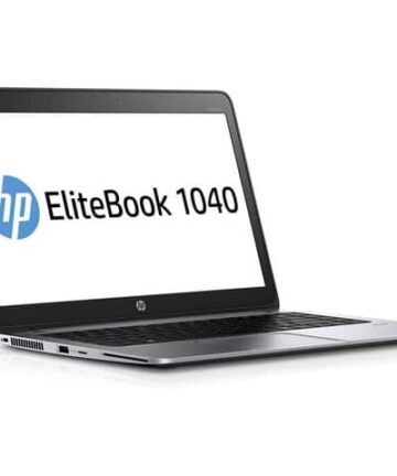 Computing HP EliteBook Folio 1040 G2 14″ Laptop Intel Core i5 5300U 2.30 GHz 8Gb Ram 256GB SSD Windows 10 Pro