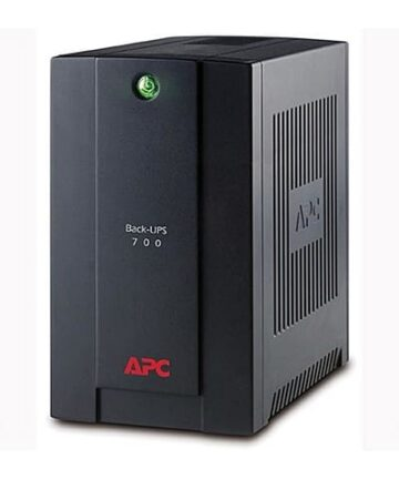 Power & Accessories APC BACK UPS 700VA