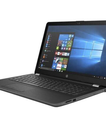 Basic college laptops HP Notebook – 15-ra005nia 15.6″ Intel Celeron N3060 4GB RAM 500GB black 15.6