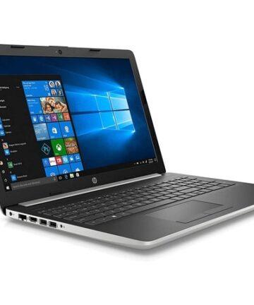 Basic college laptops HP Notebook 15-da1363nia 15.6″ Intel Core i7 8GB RAM 1TB HDD Silver