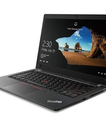Business Lenovo ThinkPad T480s Laptop Computer 14 Inch FHD IPS Display, Intel Quad Core i5-8250U, 8GB RAM, 256GB Solid State Drive, W10PRO 64 BIT