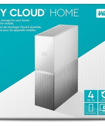 Cloud storage WD 4TB My Cloud Home Cloud Storage