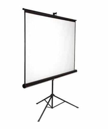 Electronics Rear 72″ x 96″ Projection Screen for hire