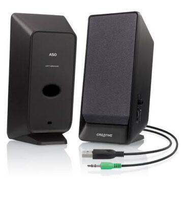 Electronics CREATIVE SPEAKERS A50