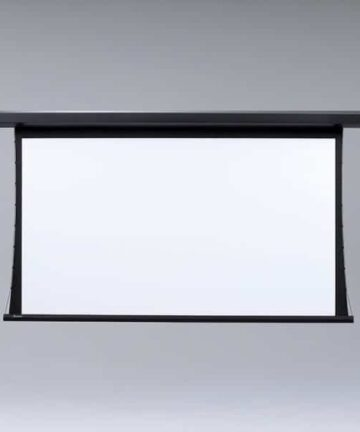 Electronics MANUAL PULL-DOWN PROJECTON SCREEN | 72 X 72 INCHES
