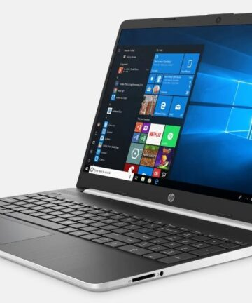 Computing Hp Notebook 15 Core i7 10th Gen 4GB RAM 1TB HDD