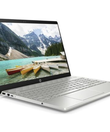 Computing HP Pavillion Core i5-8th GEN 8GB RAM 1TB HDD 14 inch TouchScreen 4GB Graphics